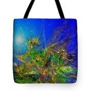 Abstract 090811 Tote Bag