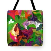 Abstract 090912 Tote Bag