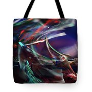 abstract 092111A Tote Bag