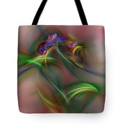 Abstract 101211b Tote Bag