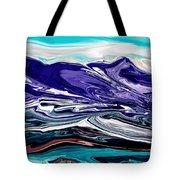 Abstract 102711 Tote Bag