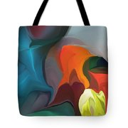Abstract 122211 Tote Bag