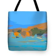 Abstract 159 Tote Bag