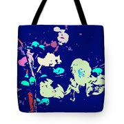 Abstract 179 Tote Bag