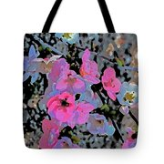 Abstract 183 Tote Bag