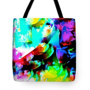 Abstract 253 Tote Bag