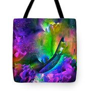 Abstract 255 Tote Bag