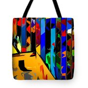 Abstract 26 Tote Bag