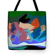 Abstract 28 Tote Bag
