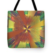 Abstract 4 Tote Bag