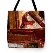 Abstract 600 Tote Bag