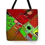 Abstract 629 Tote Bag