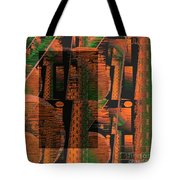 Abstract 702 Tote Bag