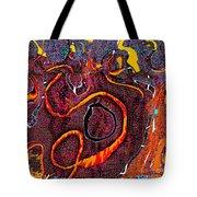 Abstract 734 Tote Bag