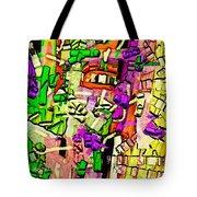 Abstract 765 Tote Bag
