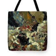 Abstract 7721901 Tote Bag