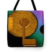 Abstract 810 Tote Bag
