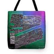 Abstract 812 Tote Bag