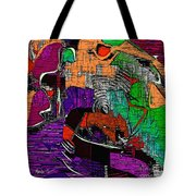 Abstract 820 Tote Bag