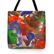 Abstract - Acrylic - Synthesis Tote Bag