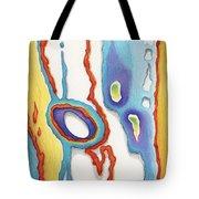 Abstract Ao67 Tote Bag