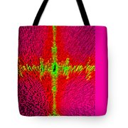 Abstract Art In 3d Tote Bag