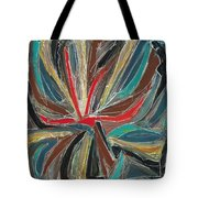 Abstract Art Sixteen Tote Bag
