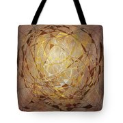 Abstract Art Twelve Tote Bag