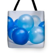 Abstract Balloon Tote Bag