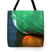 Abstract Boat Stern Tote Bag