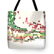 Abstract Celebration Tote Bag