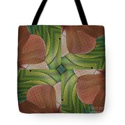 Abstract Curves Tote Bag