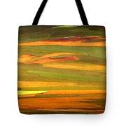 Abstract Eucalyptus 2 Tote Bag