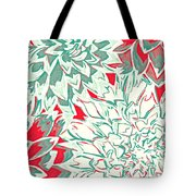 Abstract Flower 16 Tote Bag