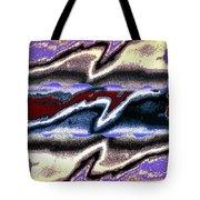 Abstract Fusion 101 Tote Bag