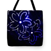 Abstract Fusion 106 Tote Bag by Will Borden