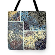 Abstract Fusion 111 Tote Bag
