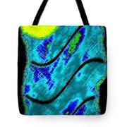 Abstract Fusion 121 Tote Bag