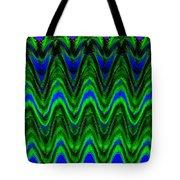 Abstract Fusion 125 Tote Bag