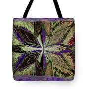 Abstract Fusion 145 Tote Bag