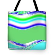 Abstract Fusion 146 Tote Bag