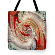 Abstract Fusion 148 Tote Bag
