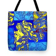 Abstract Fusion 22 Tote Bag