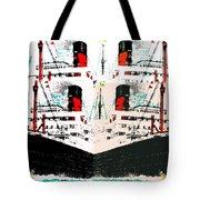 Abstract Fusion 33 Tote Bag