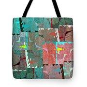 Abstract Fusion 39 Tote Bag