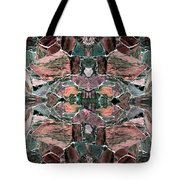 Abstract Fusion 68 Tote Bag