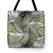 Abstract Fusion 70 Tote Bag