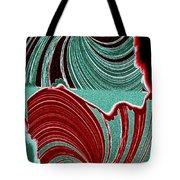 Abstract Fusion 88 Tote Bag