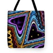 Abstract Hearts Tote Bag