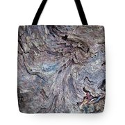 Abstract In Blue 1 Tote Bag